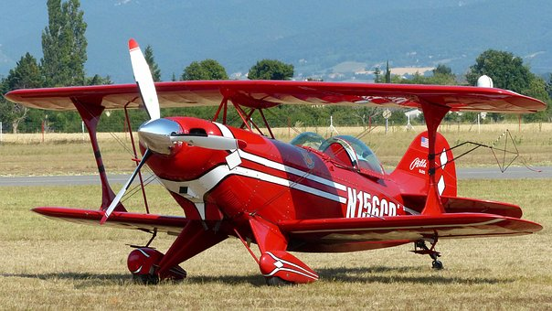 Aircraft, Propeller, Airshow, Valence