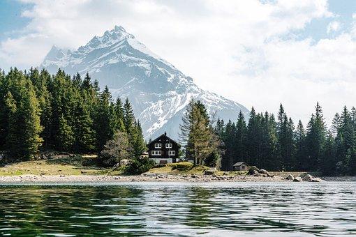 Nature, Landscape, Mountains, Summit, Peaks, Snow