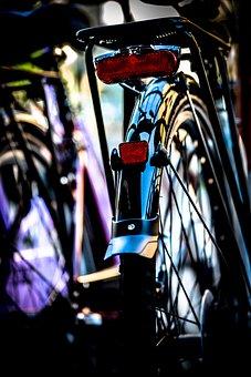 Bicycle, Handlebars, Wheels, Vintage, Bike, Old