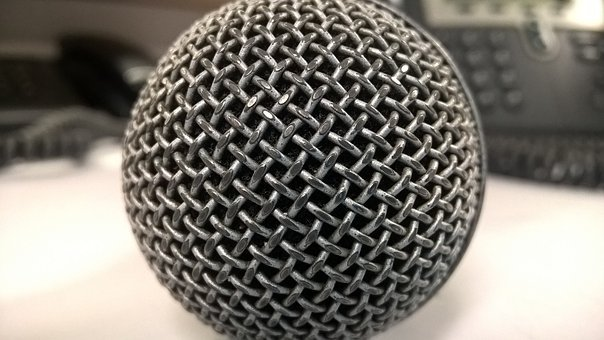 Microphone, Audio, Audiovisual