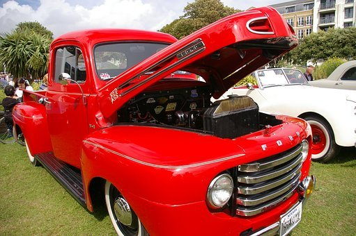 Classic Car, Custom Car, Car, Classic, Custom, Vintage
