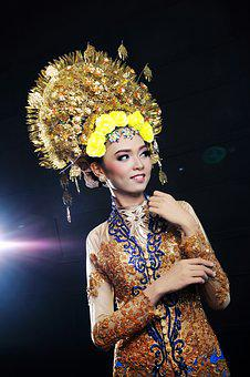 Close Up, Custom, Minang, Indonesian, Make Up