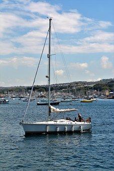 Boat, Sea, Sail, Ocean, Water, Travel, Nautical, Marine