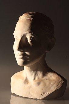 Sculpture, Baguio, Portrait, Art, Conceptual, Concepts