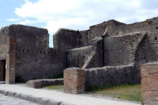 Pompeii, Naples, Unesco World Heritage Site