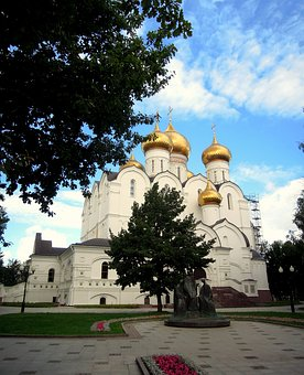 Assumption Cathedral, Trinity, Christianity, Monument