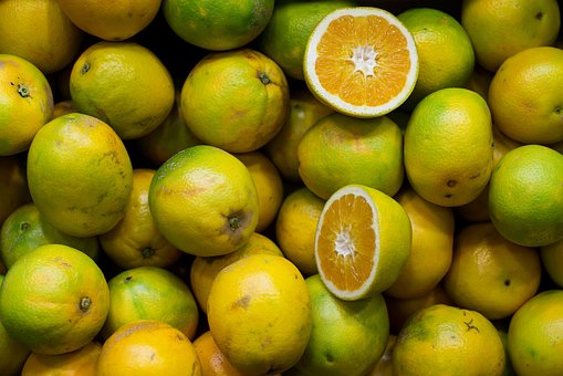 Fruits, Citrus, Green, Lime, Healthy