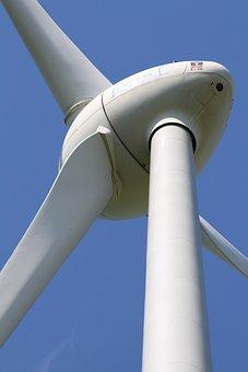 Wind Power, Rotor, Energy, Pinwheel