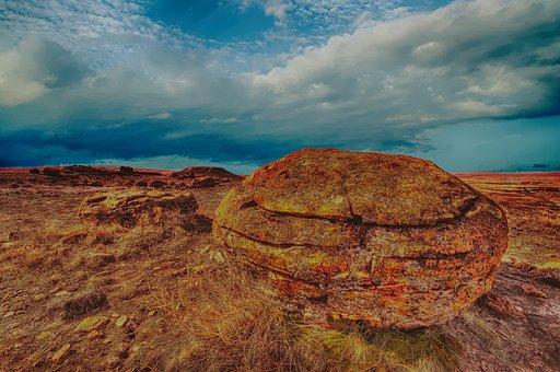 Rock, Boulder, Mountain, Natural, Geology, Outdoor