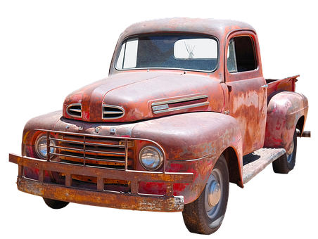 Ford, V8, Pickup, Automotive, American, Auto, Oldtimer