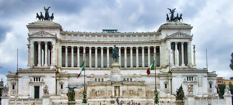 Rome, Roman, Statue, Ancient, Architecture, Italy
