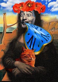 El Salvador Dali, Given, Clock, Time, Soft Watch