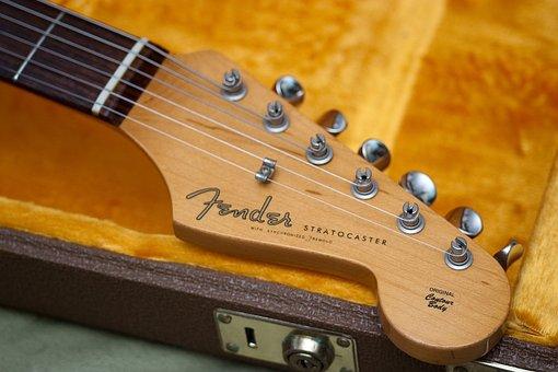 Etc, Guitar, Stratocaster, Electric Guitar