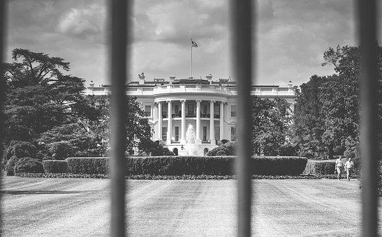 White House, Washington, Usa, United States, American