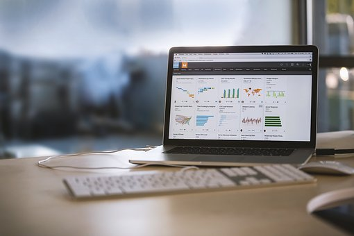 Office, Work, Business, Table, Desk, Gadgets, Macbook