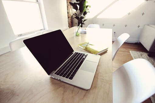 Macbook, Laptop, Computer, Technology, Office, Business