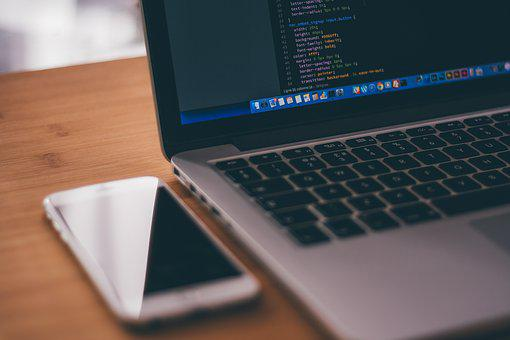 Macbook, Laptop, Computer, Technology, Programming