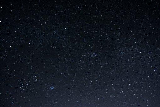 Stars, Galaxy, Space, Astronomy, Night, Dark