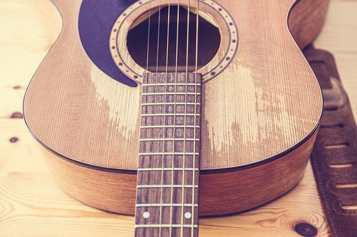 Acoustic, Guitar, Music, Instrument, Strings