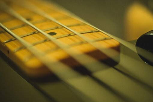 Guitar, Strings, Music, Instrument