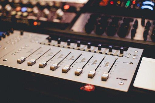 Music, Audio, Recording, Instrument, Equipment