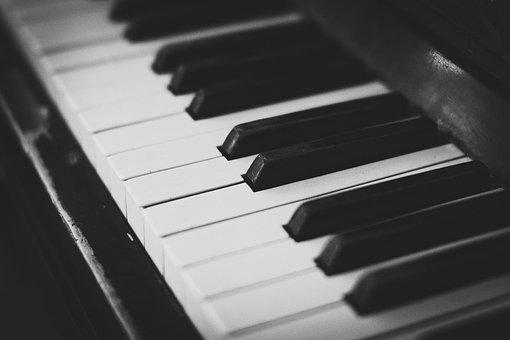 Piano, Keys, Music, Instrument, Audio