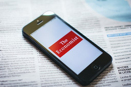 Economist, App, Iphone, Phone, Smartphone, Mobile, News
