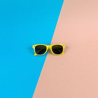 Sunglasses, Summer, Objects