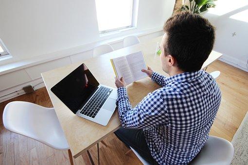 Macbook, Laptop, Computer, Technology, Business, Office