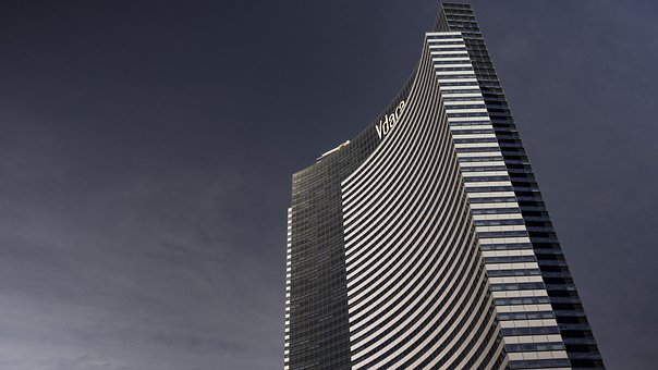 Building, Las Vegas, Skyscraper, Sky, Nevada