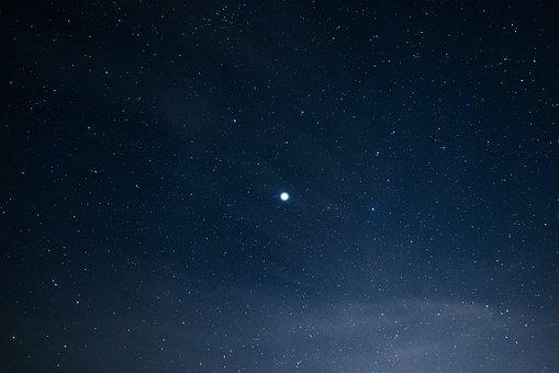 Stars, Space, Galaxy, Night, Universe, Lights, Sky