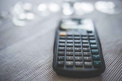 Calculator, Numbers, Accounting, Finance, Business