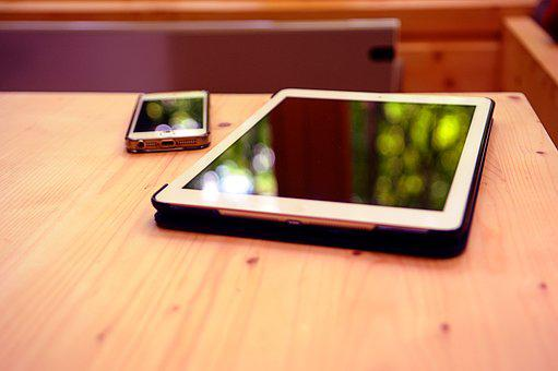 Iphone, Ipad, Tablet, Technology, Mobile, Business
