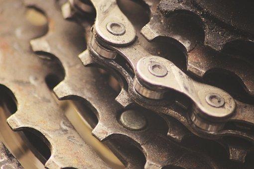 Gears, Chains, Bike