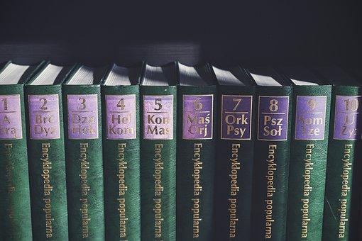 Books, Encyclopedia, Reading, Study, Learning