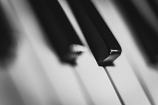 Piano, Keys, Music, Instrument