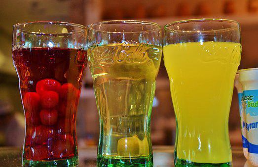 Drink, Health, Juice, Water, Fruit, Glass, Bottle