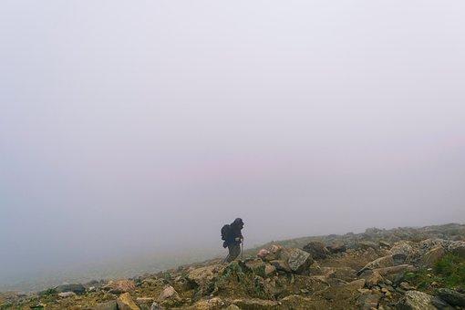 Hiking, Trekking, Trail, Rocks, Outdoors, Adventure