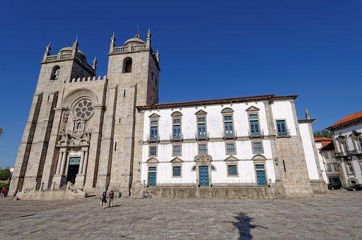 Porto, Douro, Portugal, Old Town, Historically, River