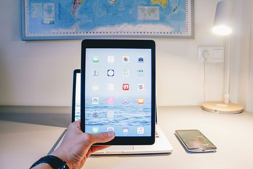 Ipad, Tablet, Technology, Computer, Mobile, Smartphone