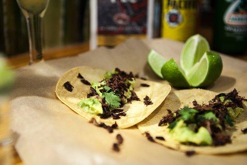 Mexican, Tortilla, Cilantro