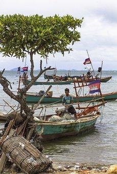 Island, Koh, Po, Sea, Tropical, Travel, Beach, Nature