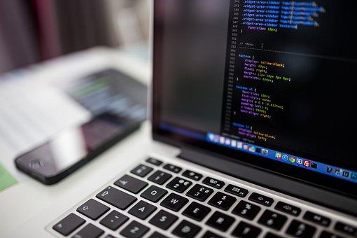 Code, Coding, Programming, Css, Macbook, Laptop