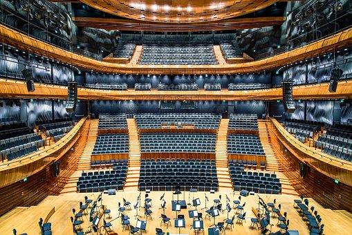 Theatre, Show, Concert, Stage, Entertainment, Seats