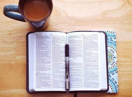 Book, Bible, Religion, Reading, Study, Learning