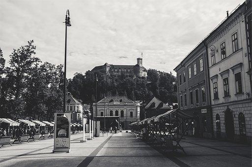 Buildings, Architecture, City, Town, Village