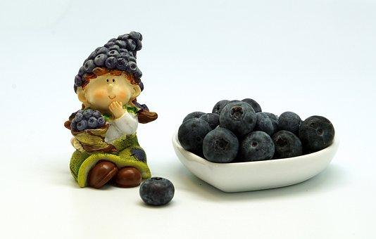 Blueberries, Berry, Blue, Sweet, Fruit, Healthy