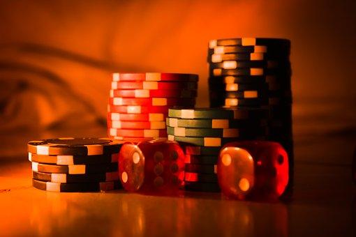 Casino, Chips, Dice