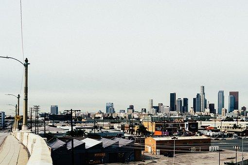 Industrial, Buildings, Warehouses, Urban, City