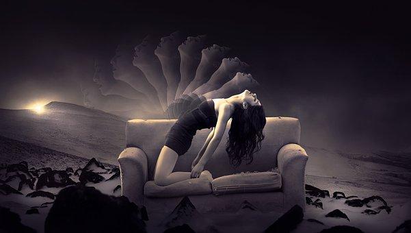 Fantasy, Dream, Atmospheric, Composing, Mystical
